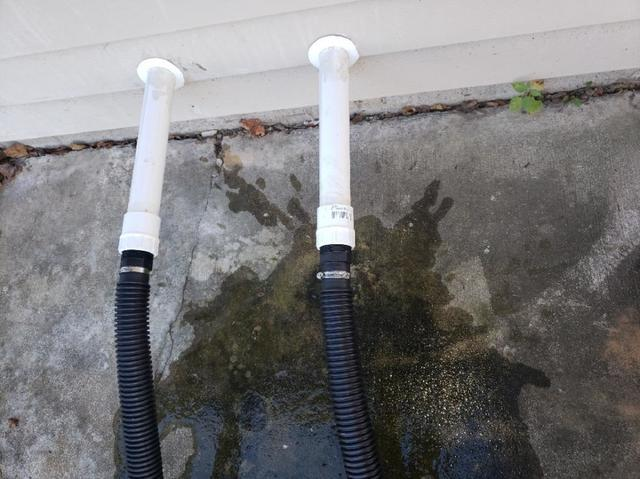 Disconnect Your Sump Pump Extension Hose Before It Freezes!