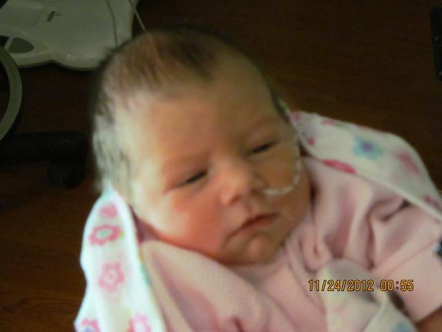 Sure-Dry Service/Call Center Rep Welcomes Baby Girl