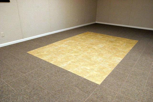 Putting carpeting on your basement floor? Think again...