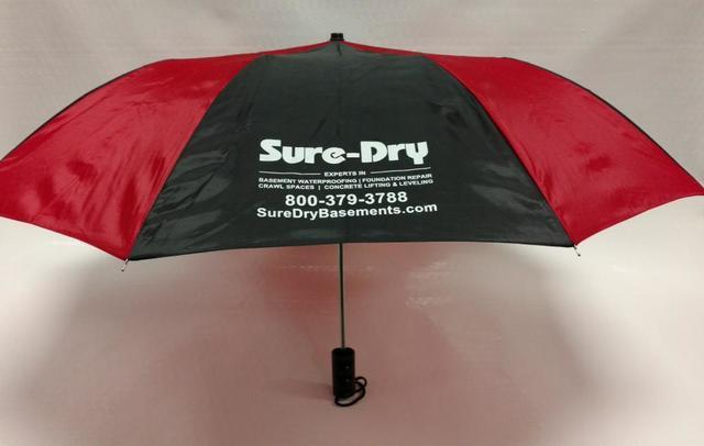 Umbrella Give-Away