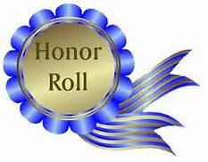 Angie's Honor Roll