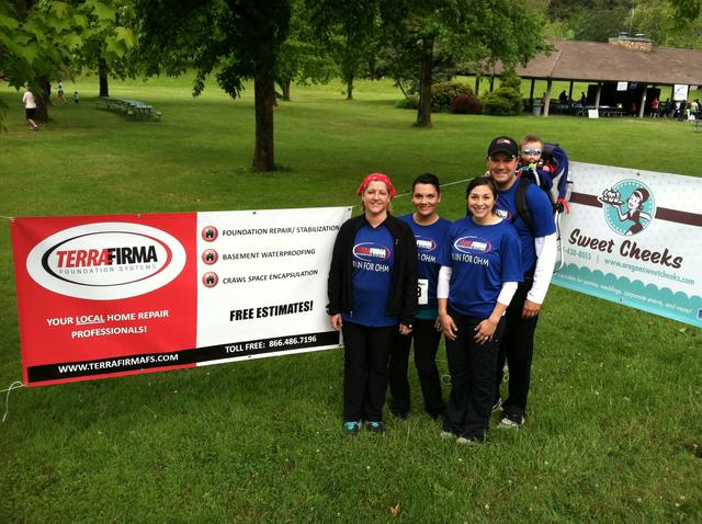TerraFirma Participates in the Run for Ohm
