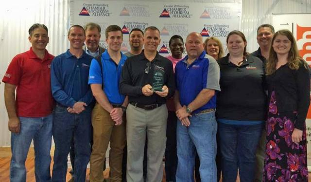 The Drying Co. Named Small Business of the Year!