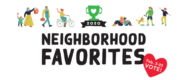 Nextdoor's 2020 Neighborhood Favorite Awards