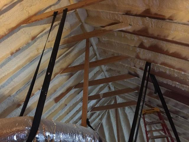 Attic Encapsulation - Insulation That Pays for Itself