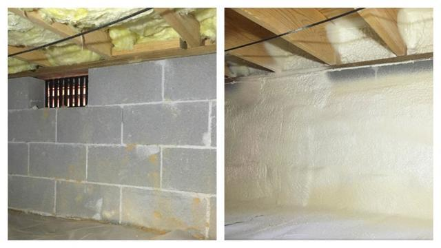 Sealing your crawl space vents, rim & band, and sill plate is a major part of properly sealing your crawl...