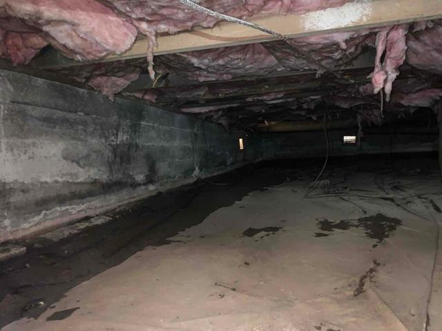 6 Steps to a Crawl Space Encapsulation