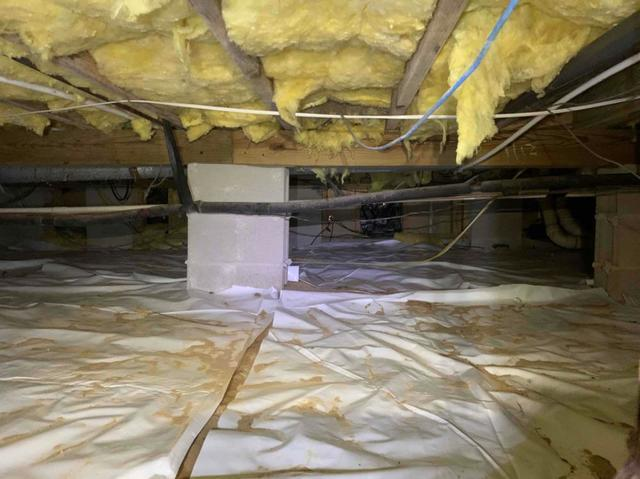 Common Moisture Issues Found In Vented Crawl Spaces