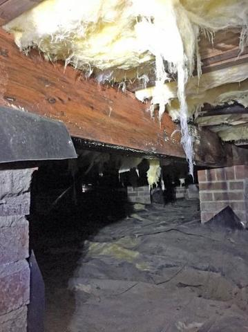 One major issue homeowners in Providence Forge, VA face is mildew/mold in their crawl space. Due to a high relative...