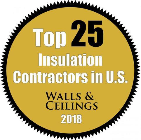 Toano-based The Drying Company earns Top 25 on list of U.S. insulation contractors