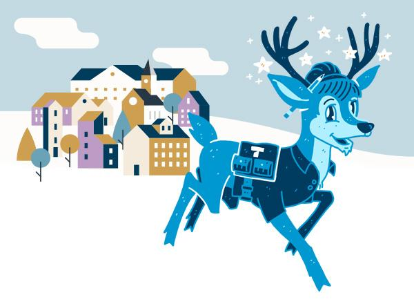 Thrasher The Reindeer neighborhood header