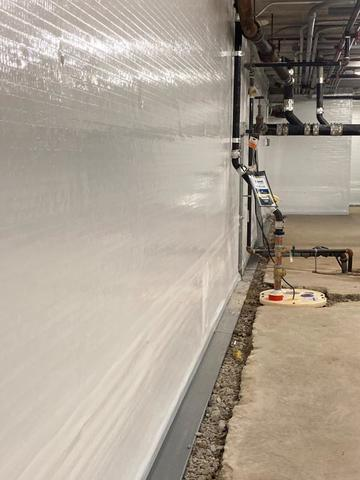 Thrasher Commercial Case Study: Waterproofing at Highland Elementary - Image 3