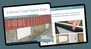 Crawl Space Door Brochure