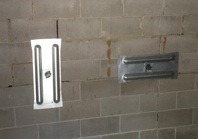 Geolock Wall Support