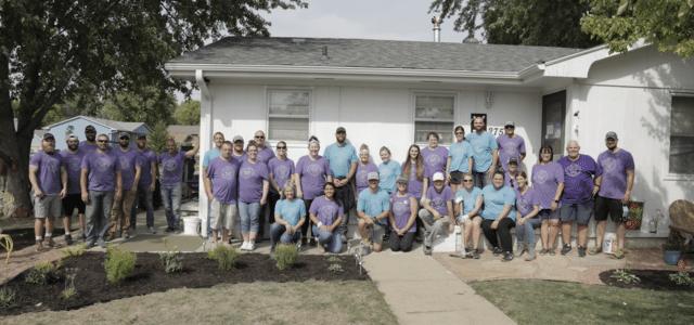 Thrasher Community Volunteers Group photo