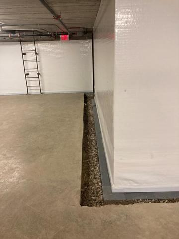 Thrasher Commercial Case Study: Waterproofing at Highland Elementary - Image 2