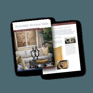 Rockwell Window Well Brochure Icon