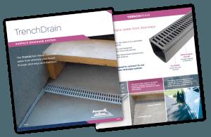 Trench Drain Brochure