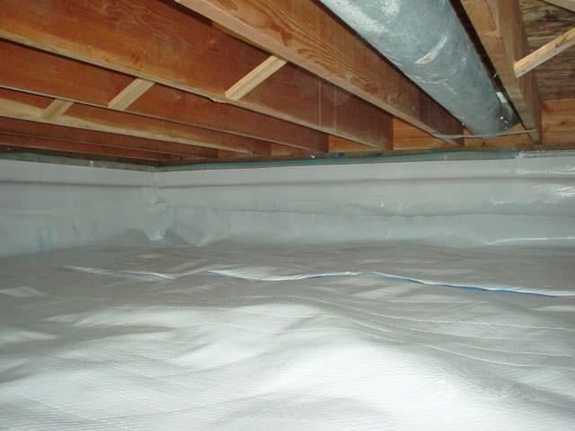 3 Products to Completely Waterproof your Crawl Space - Image 1
