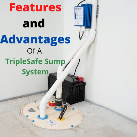 Features and Advantages of a TripleSafe Sump System