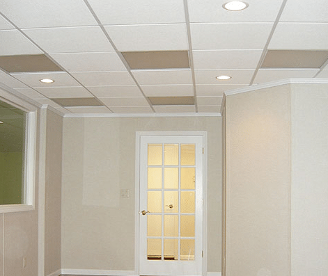 4 Reasons Why Drop Ceilings Are a Better Option