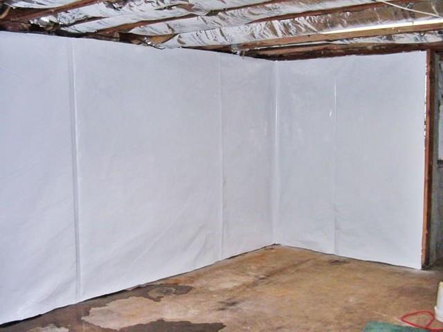 6 Basement Wall Options News And Events For Woods Basement Systems Inc