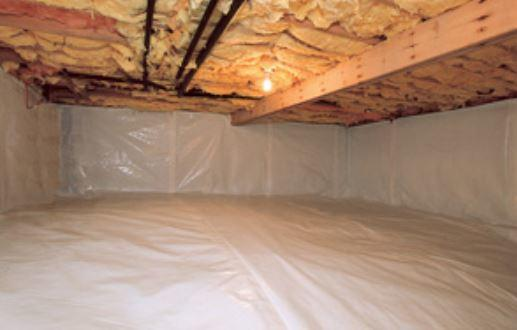 Our Solution To Your Crawl Space Problems