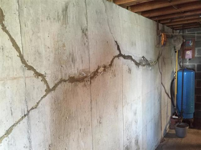 Why Sealing Basement Wall Cracks Doesn't Stop Leaks