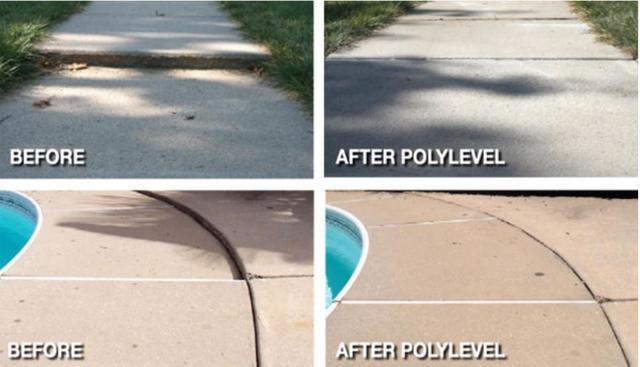 Pool Deck Leveling and Lifting with PolyLevel - Image 1