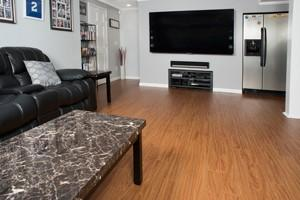6 Basement Flooring Options