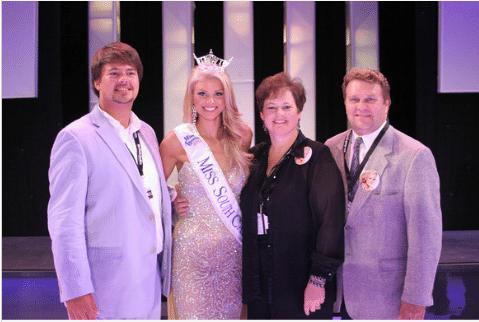 All-Dry of the Carolinas Salesman Proud Father of Miss South Carolina!