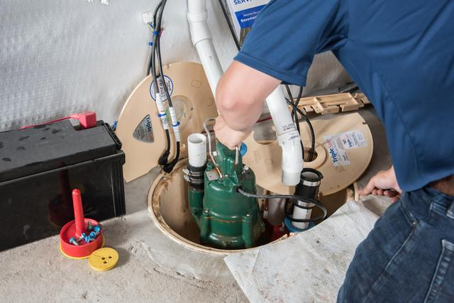 Have a Clogged Interior Drainage System? Here's What To Do!