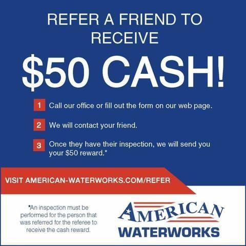 American Waterworks Referral Program