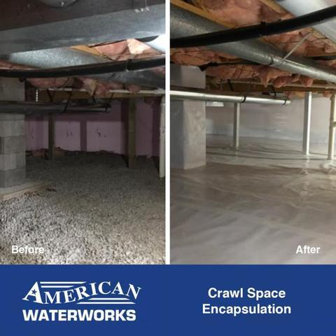 Advantages of Getting Your Crawl Space Sealed in the Winter - Image 3