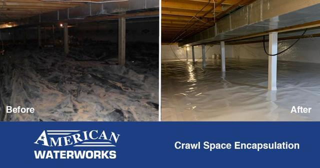 Advantages of Getting Your Crawl Space Sealed in the Winter - Image 2