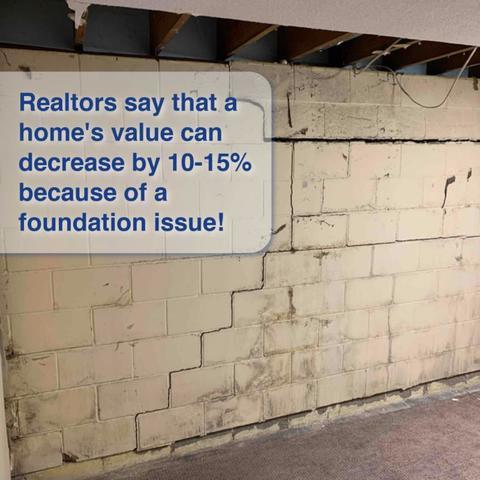 How Foundation Problems Can Affect the Value of Your Home