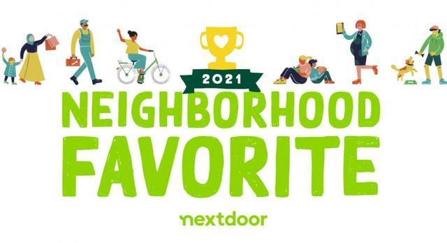 Nextdoor's Neighborhood Favorite 2021
