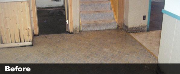 Don't let your basement flood!!