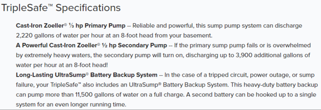 The Importance of Getting a TripleSafe Sump Pump Installed in Your Home - Image 2
