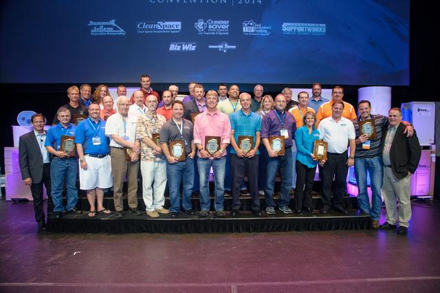 Team Basement Systems Leadership Convention 2014