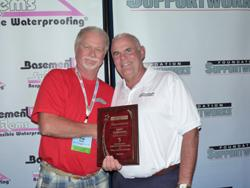 Baker's Waterproofing Receives Awards at International Convention in Connecticut
