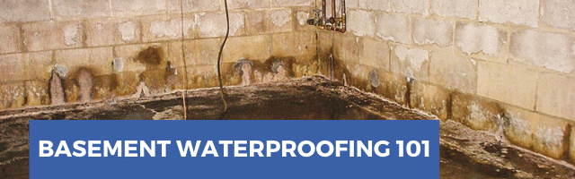 Waterproofing doesn't have to be a big job. Read a few of these helpful steps to help prevent basement water...