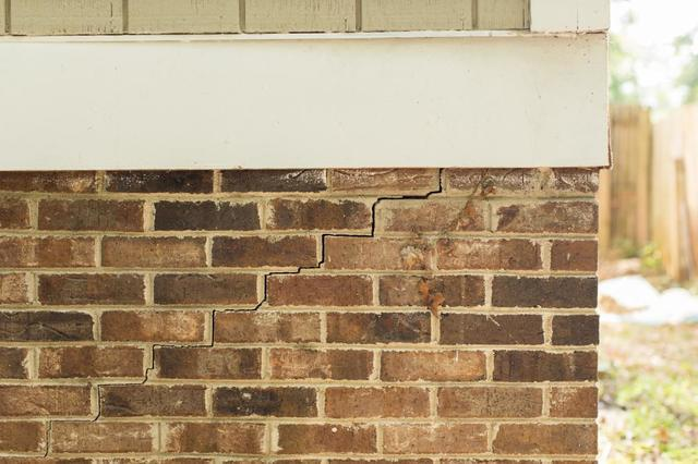 Signs of Foundation Failure - Image 1