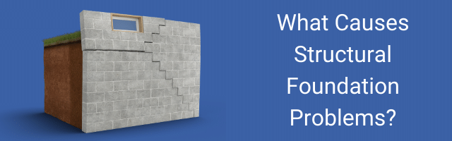 What Causes Foundation Settlement?