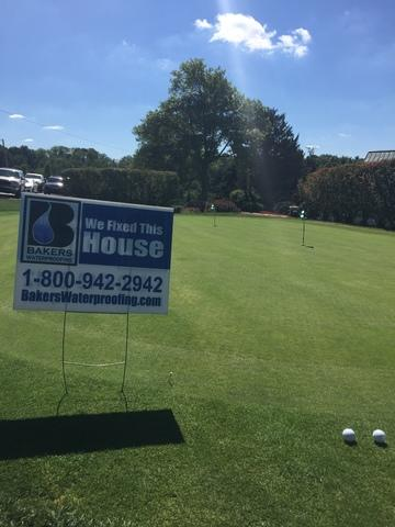 Baker's Sponsors Washington County Golf Outing