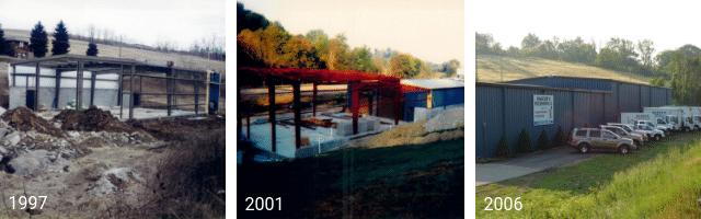 Baker's building photos