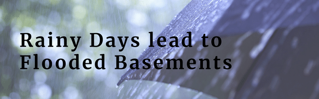 Rainy Weather Means Busy Season at Baker's Waterproofing