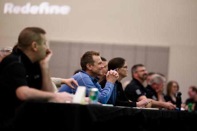 Baker's Waterproofing Redefine Conference Brian Baker