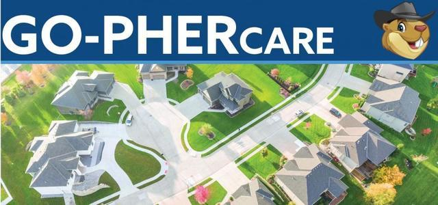 A Lifetime of Confidence & Commitment with Go-Pher Care!