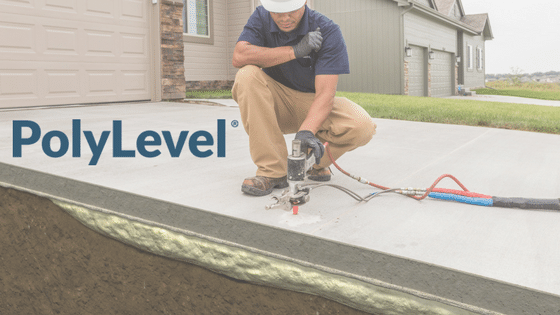 Lift and Level Your Concrete Slab Today!